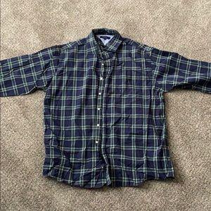 Men's Casual Button Down Long Sleeve (2X)